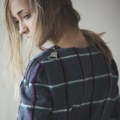 female model portrait