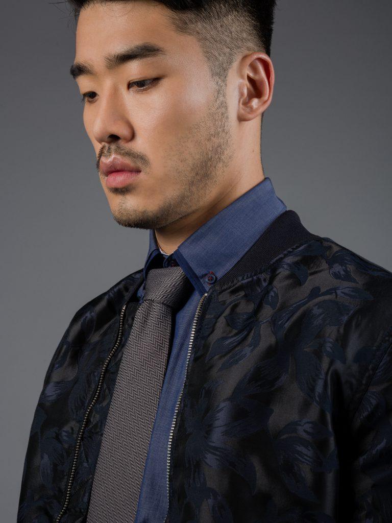 man model portrait