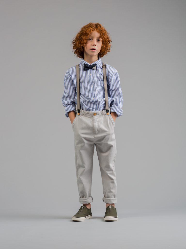 kid model portrait